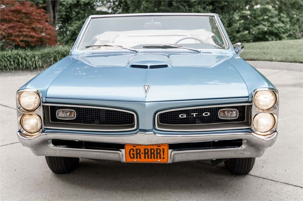 GTO, AutoHunter Spotlight: 1966 Pontiac GTO convertible, ClassicCars.com Journal
