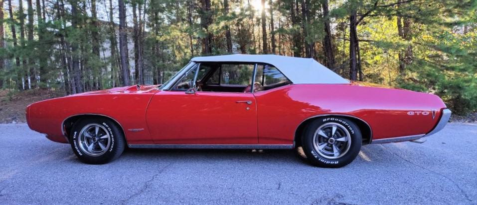 GTO, AutoHunter Spotlight: 1968 Pontiac GTO, ClassicCars.com Journal