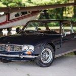 1969 Maserati Mexico