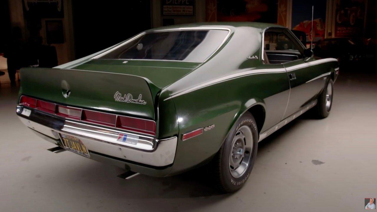 1970 AMC Javelin Mark Donohue Edition
