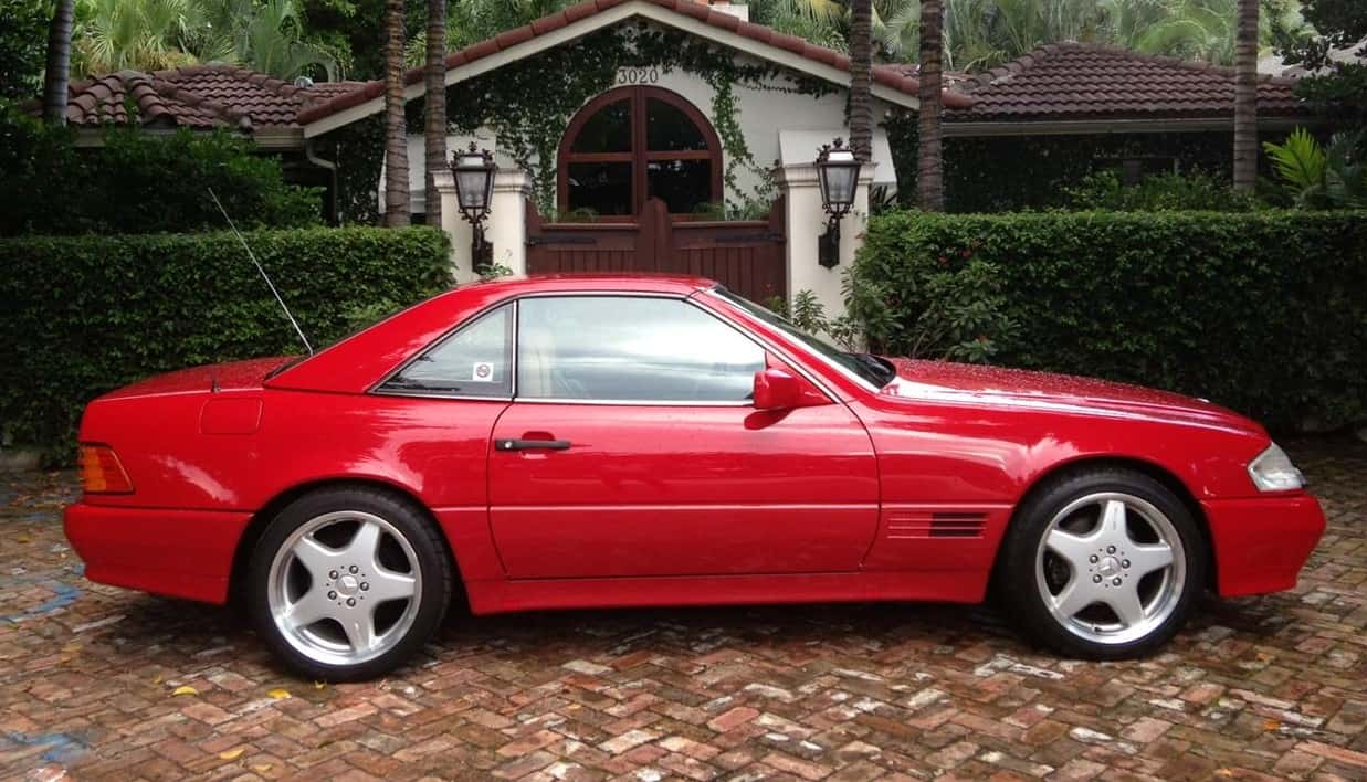 Mercedes, Pick of the Day: 1991 Mercedes-Benz 300SL affordably priced, ClassicCars.com Journal