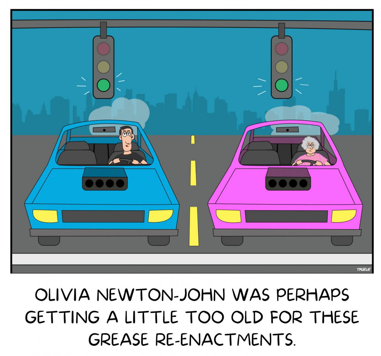cartoon, Classic Carl cartoon contest: And the winner is…, ClassicCars.com Journal