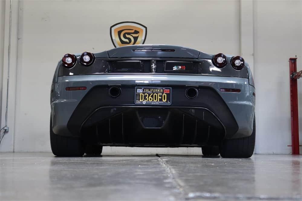 Scuderia, AutoHunter Spotlight: 2008 Ferrari 430 Scuderia, ClassicCars.com Journal