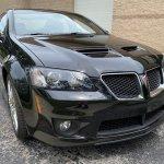 2009-Pontiac-G8-GXP-front