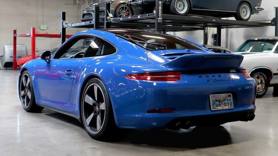 Porsche, AutoHunter Spotlight: 2016 Porsche 911 GTS anniversary edition, ClassicCars.com Journal