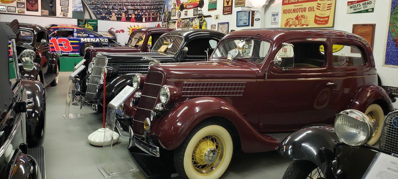 Menards, Menard car collection finally going up for auction, ClassicCars.com Journal