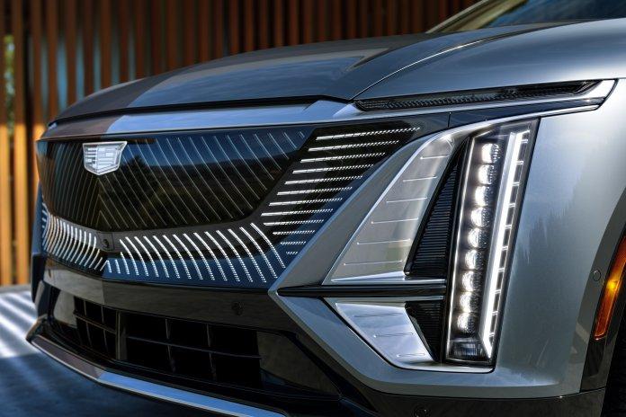 2023 Cadillac Lyriq | Cadillac photo