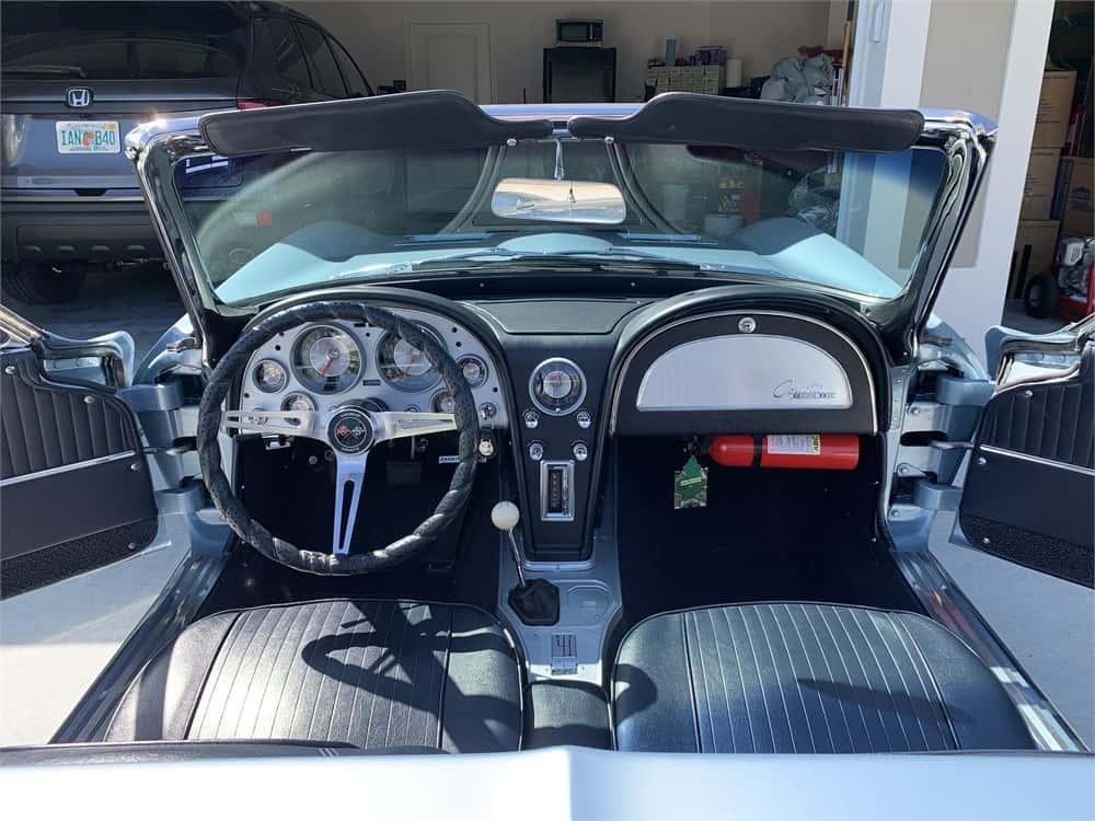 Corvette, AutoHunter Spotlight: 1963 Chevrolet Corvette convertible, ClassicCars.com Journal