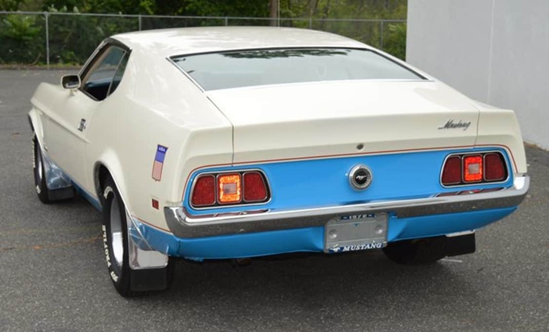 Mustang, Pick of the Day: 1972 Ford Mustang Sprint, patriot package for Olympic Games, ClassicCars.com Journal