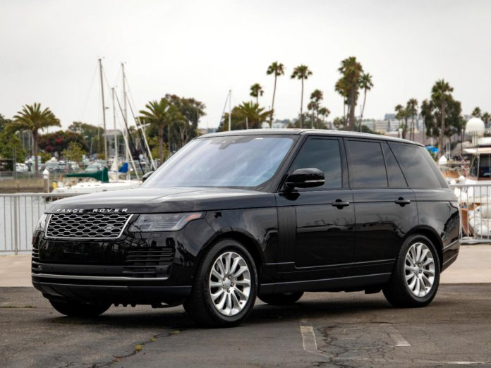 2018 Range Rover HSE Diesel on ClassicCars.com