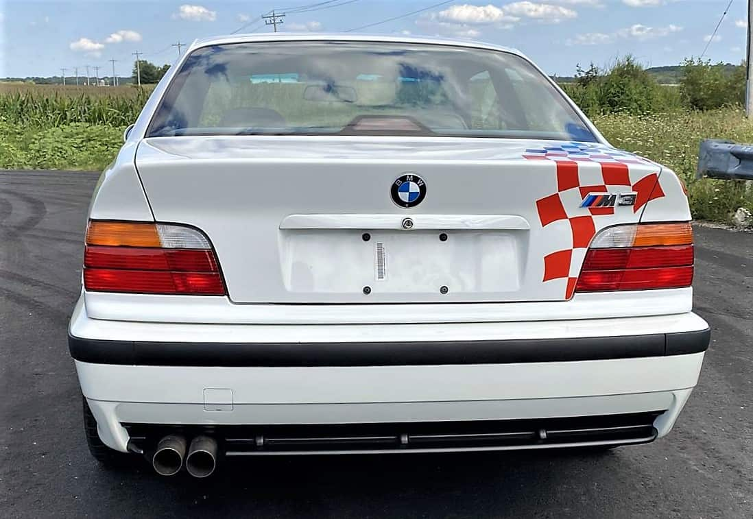 M3, Pick of the Day: 1995 BMW M3 sedan, all-original with crazy low mileage, ClassicCars.com Journal