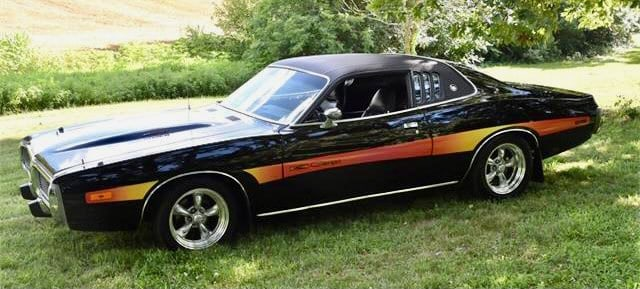 1973 Dodge Charger, Pick of the Day: A one-off 1973 Dodge Charger, ClassicCars.com Journal
