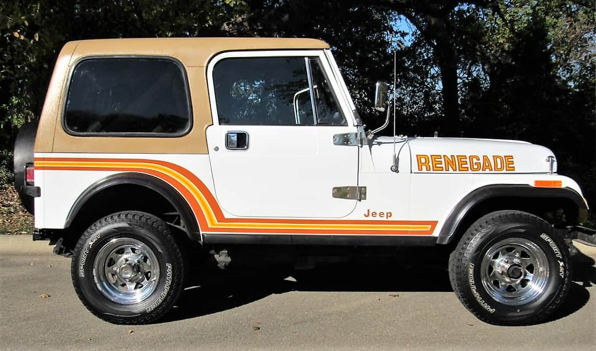 cj, Pick of the Day: 1985 Jeep CJ-7, turned into an on-pavement showpiece, ClassicCars.com Journal