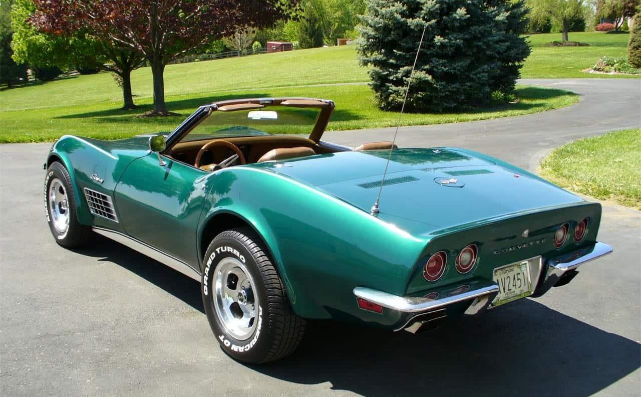 1971 Corvette, Pick of the Day: '71 Corvette has won dozens of trophies, ClassicCars.com Journal