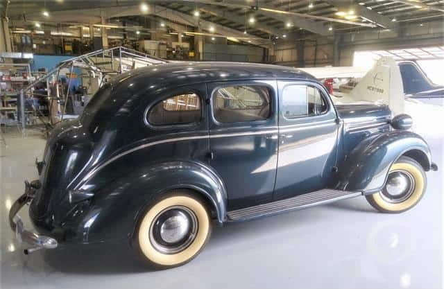 Wings of Hope, Pick of the Day: 1937 Dodge donated to benefit charity, ClassicCars.com Journal