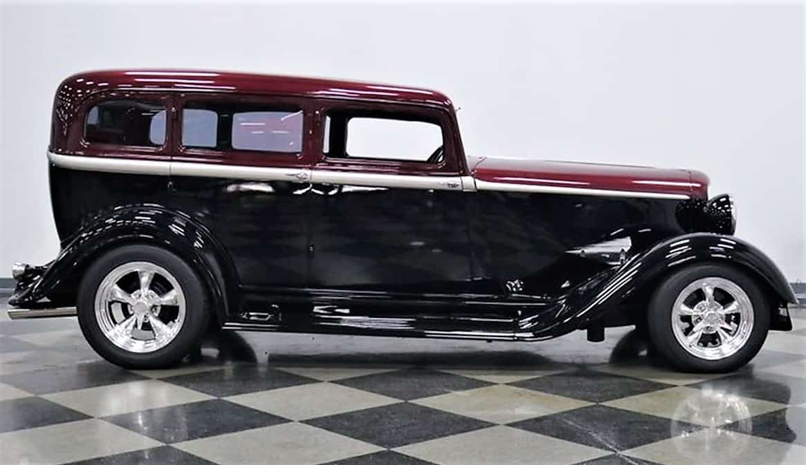 dodge, Pick of the Day: 1933 Dodge street rod bristling with style and Hemi power, ClassicCars.com Journal
