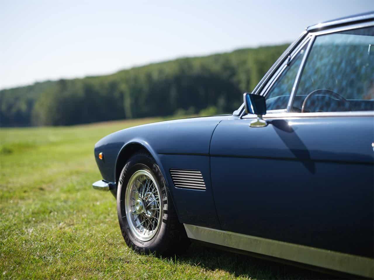 Maserati, Pick of the Day: 1969 Maserati Mexico, limited-production Italian sports car, ClassicCars.com Journal