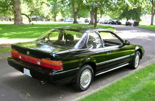 8 Honda Prelude Si