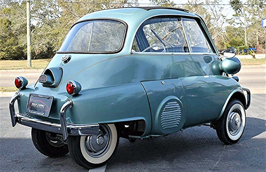 isetta, Pick of the Day: 1958 BMW Isetta 300, the little bubble car that could, ClassicCars.com Journal