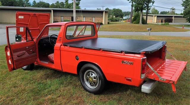 LUV, Pick of the Day:  Some love for the Chevy LUV, ClassicCars.com Journal