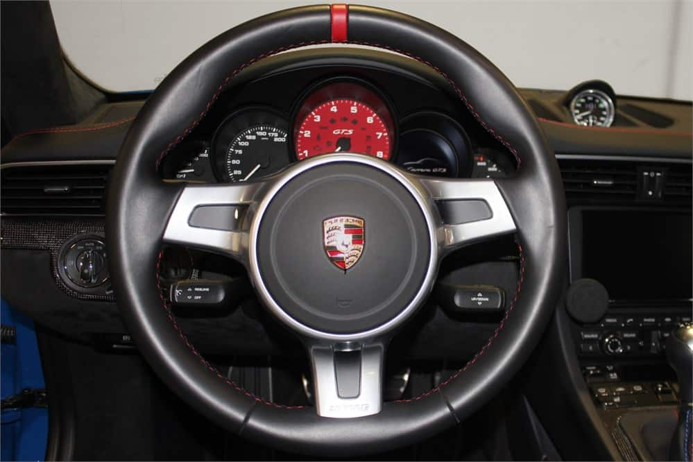 2016 Porsche 911 GTS