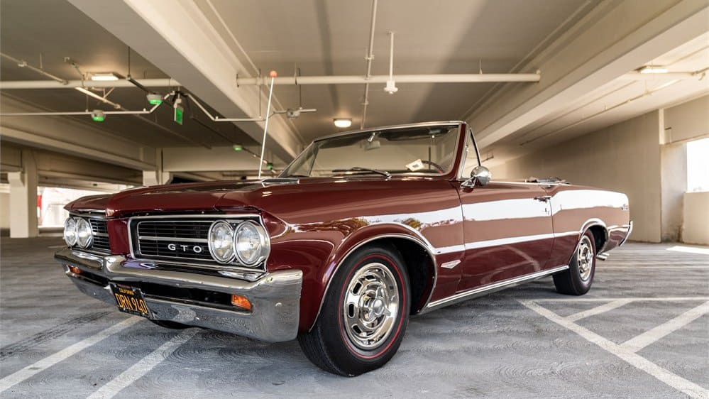 1964 Pontiac GTO Convertible on AutoHunter