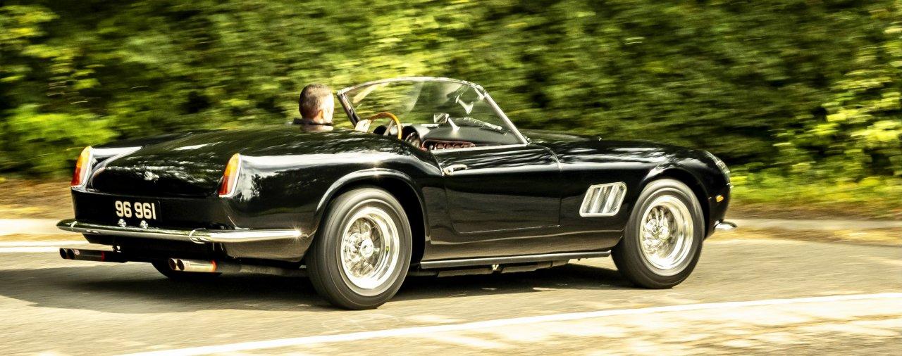 revival, Goodwood Revival to host reveal of the California Spyder Revival car, ClassicCars.com Journal