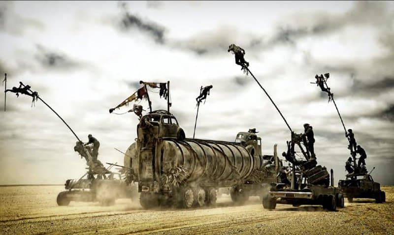 Mad Max, 13 'Mad Max: Fury Road' post-apocalyptic movie cars up for auction, ClassicCars.com Journal