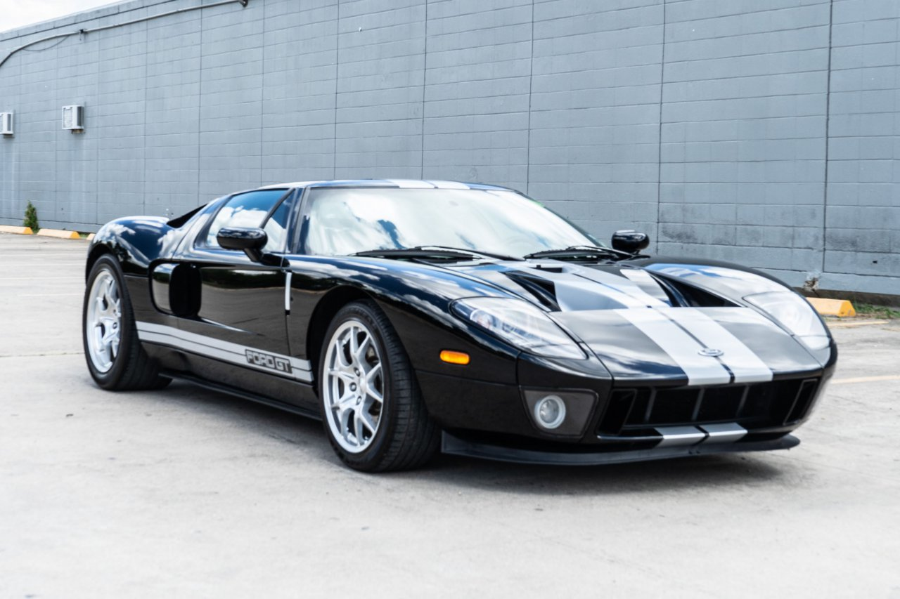 Ford, 2019 GT Lightweight leads Ford-powered collectibles at Barrett-Jackson's Houston auction, ClassicCars.com Journal