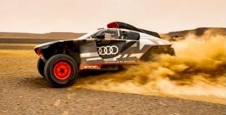 Dakar, Dakar Rally ready: Audi's RS Q e-tron hybrid returns from testing in Morocco, ClassicCars.com Journal
