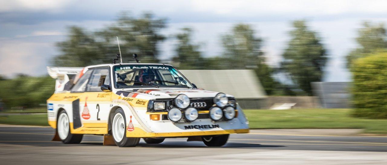 Ken Block, Ken Block joins Audi to show electrification can be fun, ClassicCars.com Journal