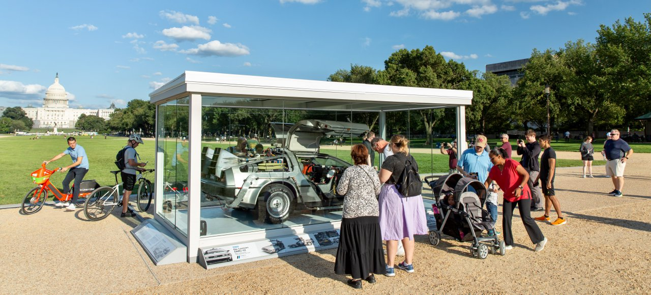 DeLorean, Footnote to footlights: The DeLorean is a star yet again, ClassicCars.com Journal