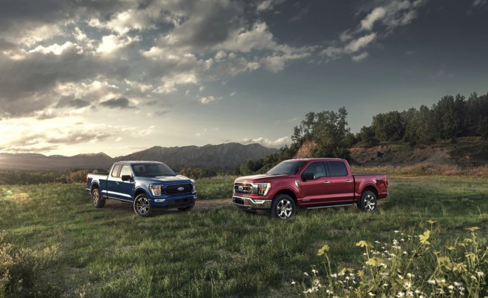 Ford F150 King Ranch Hybrid | Ford photo