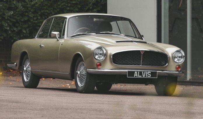 Alvis Graber Super Coupe