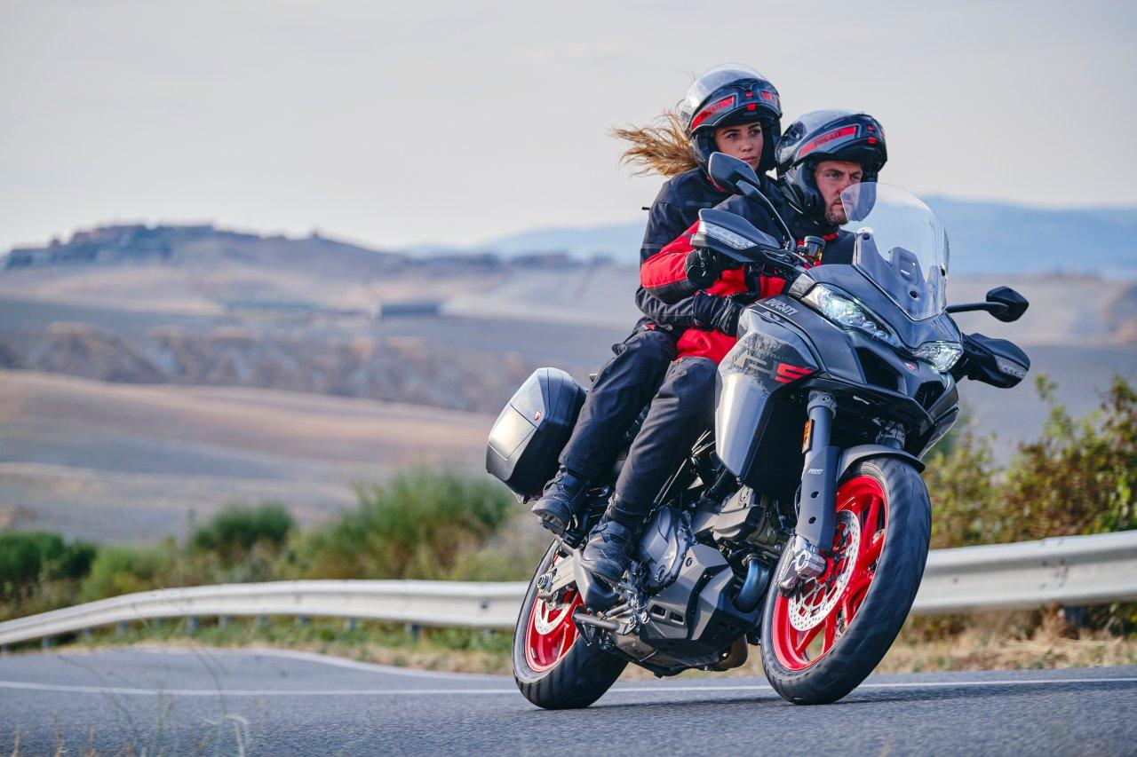 Ducati launches Multistrada V2