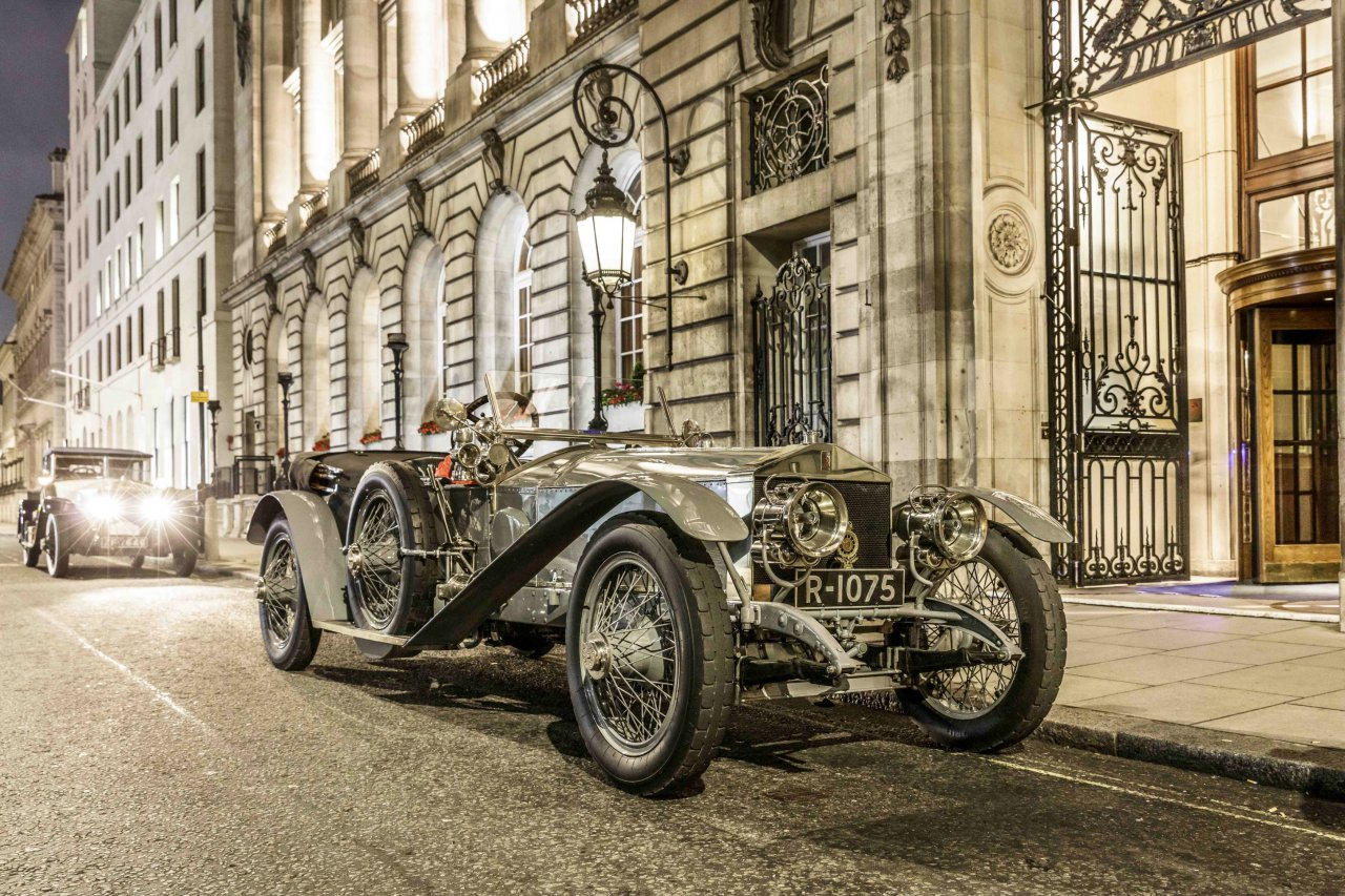Silver Ghost, Silver Ghost 1701 repeats London to Edinburgh drive, 110 years later, ClassicCars.com Journal
