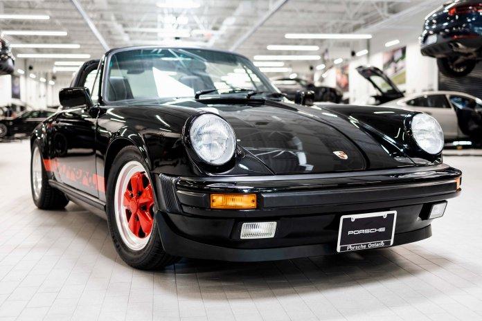 Porsche Classic winner