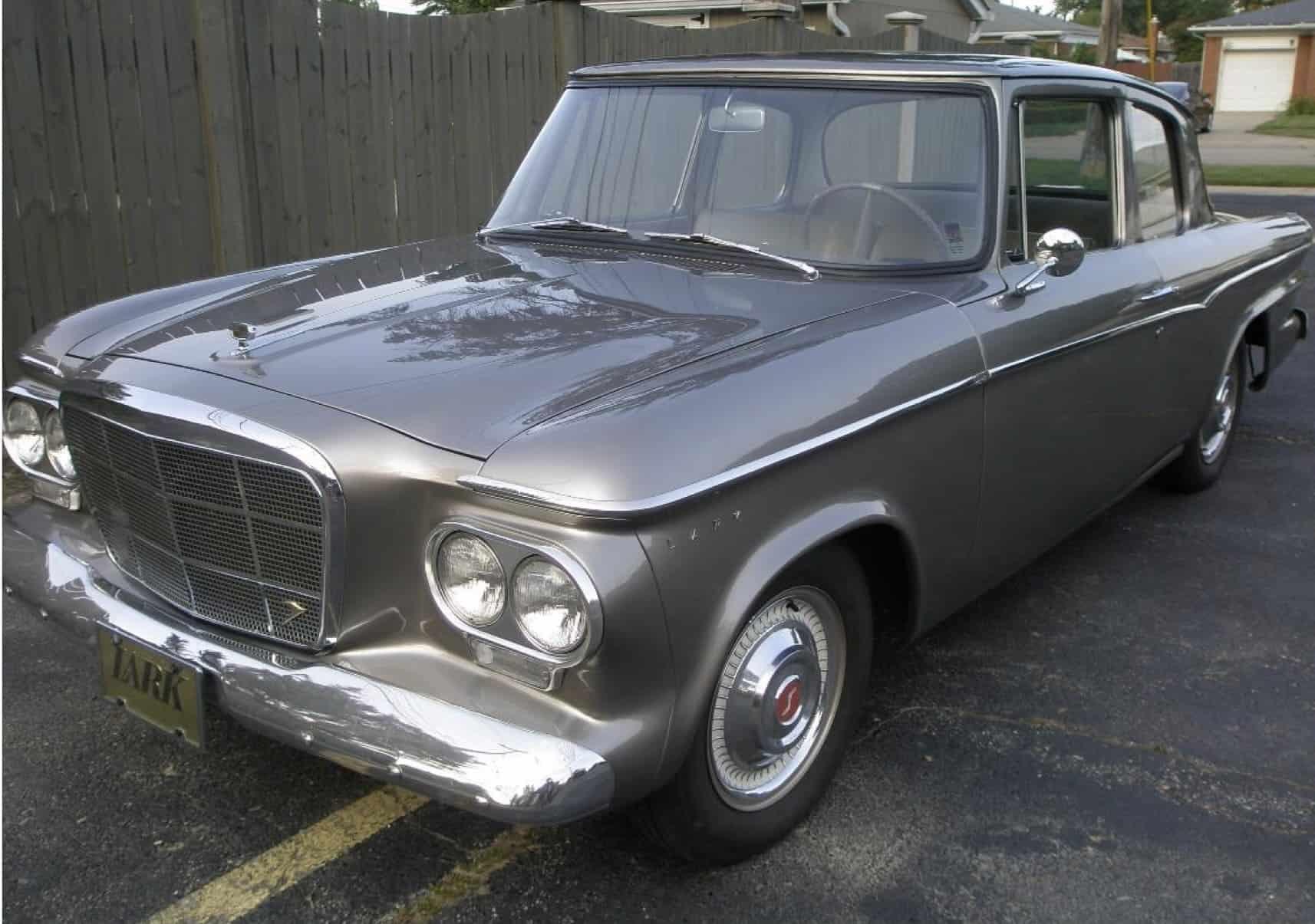 1957 Studebaker Dream Roadster