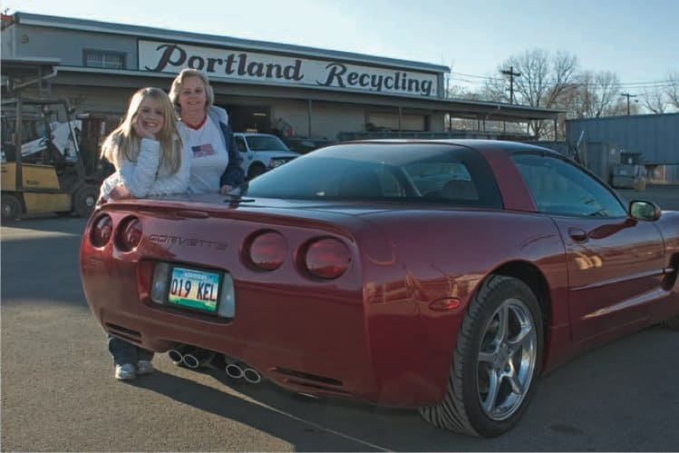Corvette, Can do, indeed. Saving money from recycled cans helped pay for that first Corvette, ClassicCars.com Journal