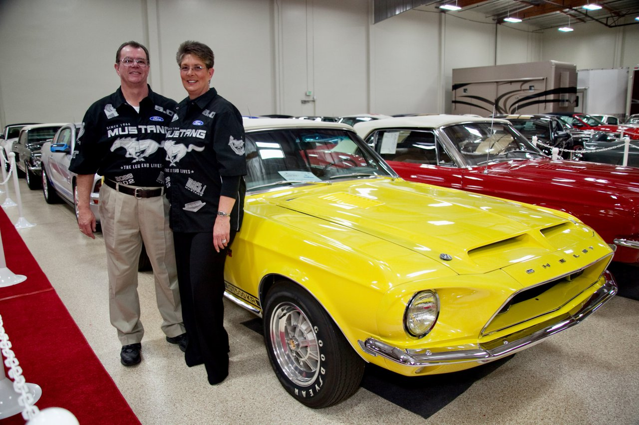museum, Huge Shelby collection being opened as Southern California museum, ClassicCars.com Journal
