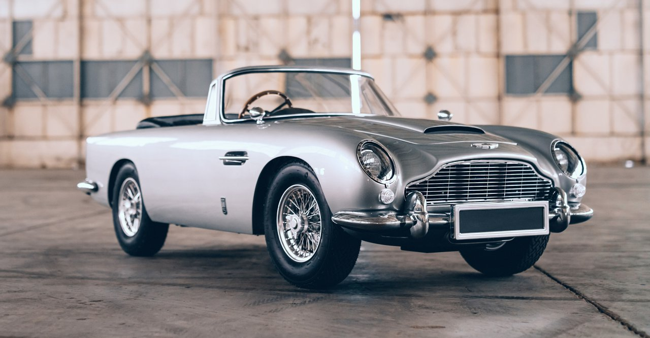 007, Equip your young 007 with a DB5 to drive, ClassicCars.com Journal