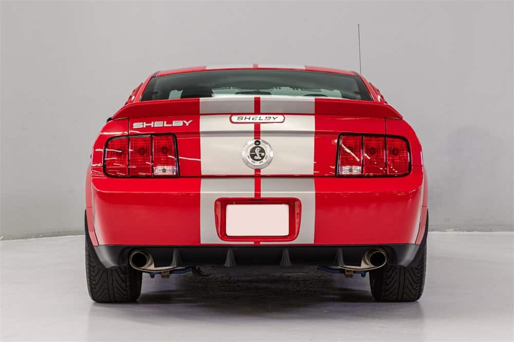 Shelby, AutoHunter Spotlight: 2007 Ford Mustang Shelby GT500, ClassicCars.com Journal