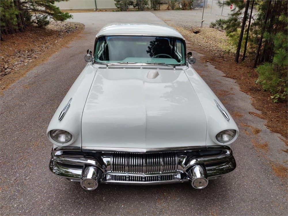 Chieftain, AutoHunter Spotlight: 1957 Pontiac Chieftain, ClassicCars.com Journal