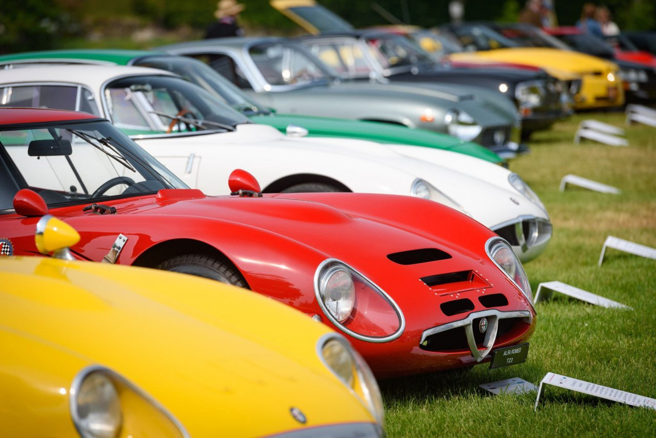 Hagerty makes its debut as concours  owner in October