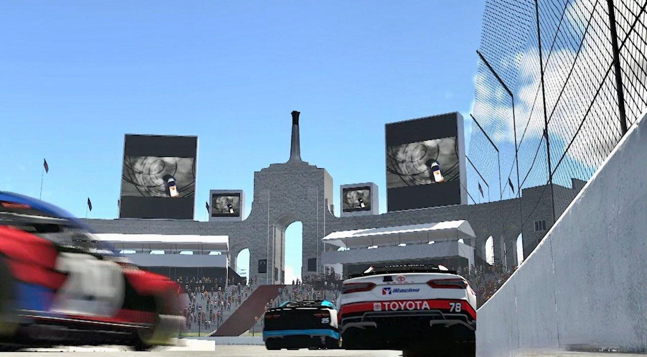 NASCAR, Life imitating art? NASCAR to open 2022 season with race in LA Coliseum, ClassicCars.com Journal