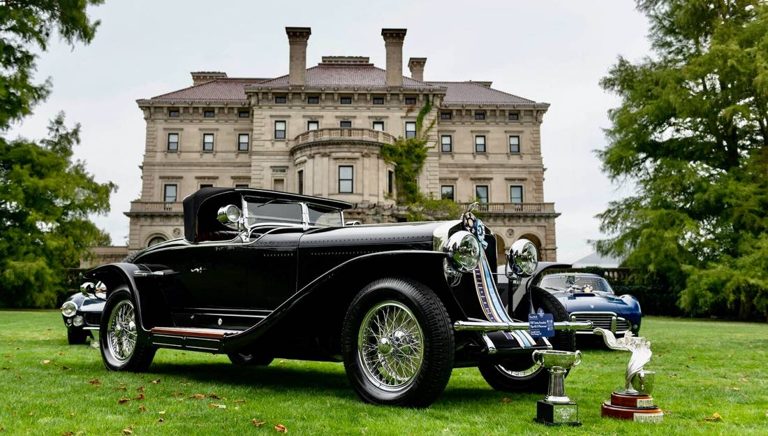 concours, Hagerty makes its debut as concours  owner in October, ClassicCars.com Journal
