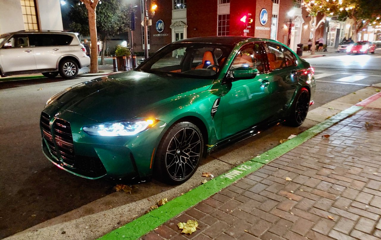 M3, New M3: A mean, keen and bright-green machine in which to be seen, ClassicCars.com Journal