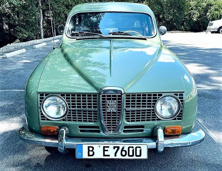 saab, Pick of the Day: 1967 Saab 96, a Swedish oddball with 3-cylinder engine, ClassicCars.com Journal