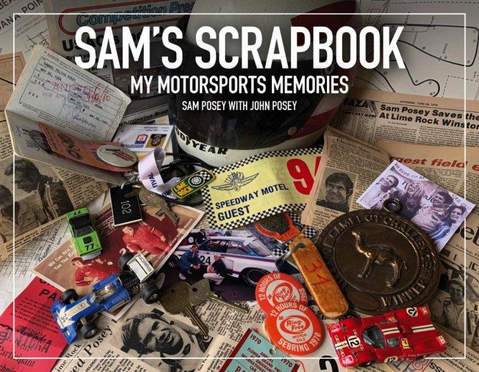 Sam Posey book
