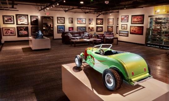 museum, Sound track: Porsche Museum shares 'Sound Night' via video, ClassicCars.com Journal
